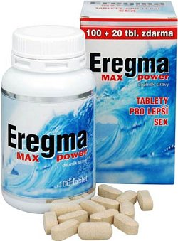 Eregma Max Power - 100 tablet