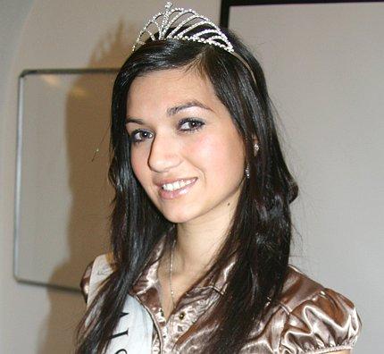 Miss Vysočiny 2009 - Jana Zemanová